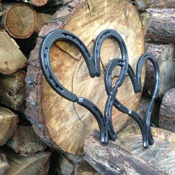 Horse Shoes Not Just For Horses Welding Art Horseshoe Art