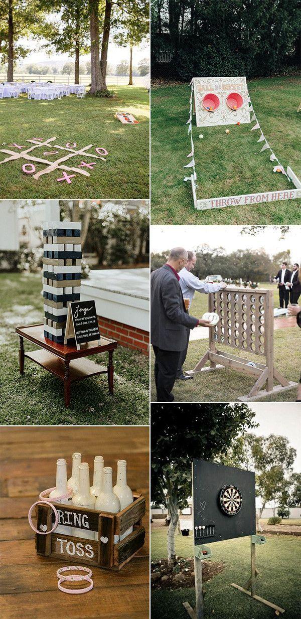42 Backyard Wedding Ideas mit kleinem Budget für 2020 – Seite 2 von 2 – Kinder Blog