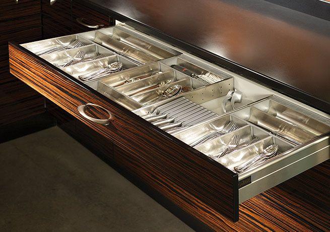 Cutlery Organizer Kits & Knife Holder