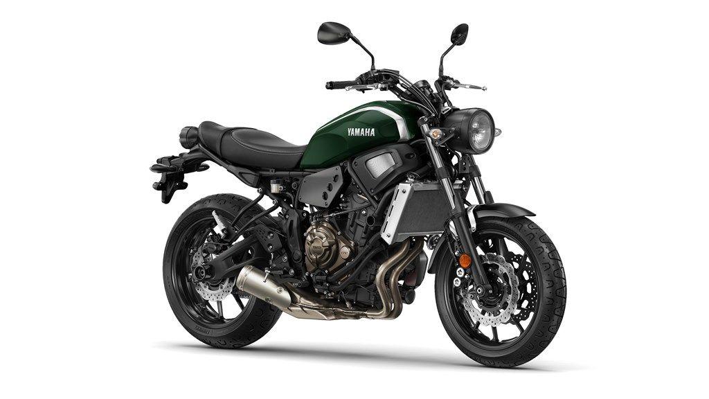 "Nova Yamaha XSR700 junta-se à família ""Sport Heritage"" - MotoNews - Andar de Moto"