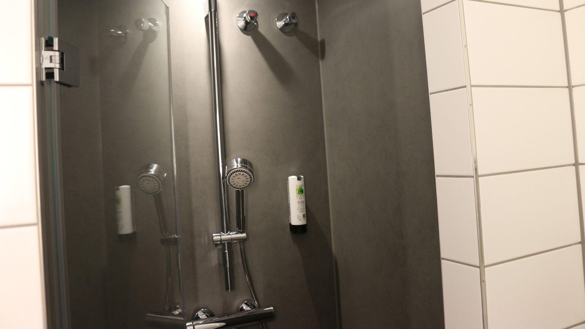 sanierung von duschrückwänden (max. 100 x 300 cm) im bestand. alte