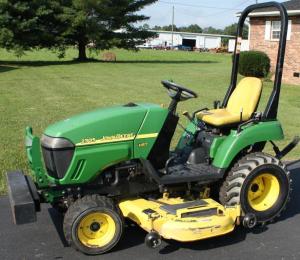 Owners Manual John Deere 2720