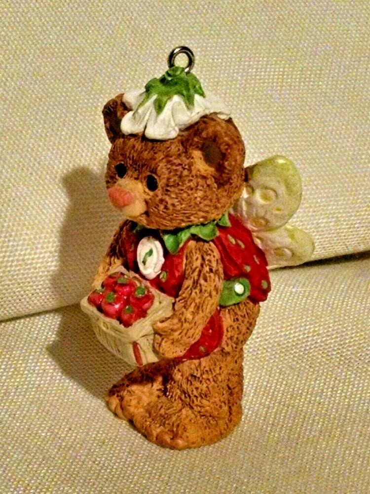 Details about Fairy Bear Berry Bear Strawberry 1st in