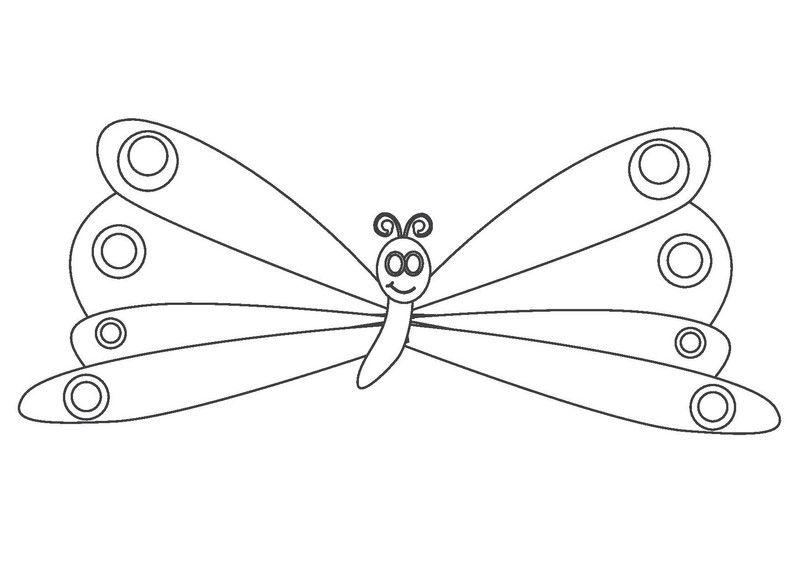 Tirtil Kelebek Etkinlikleri Okul Oncesi Harika Kelebek Etkinlikleri Evimin Altin Topu Kelebekler Tirtil Okul