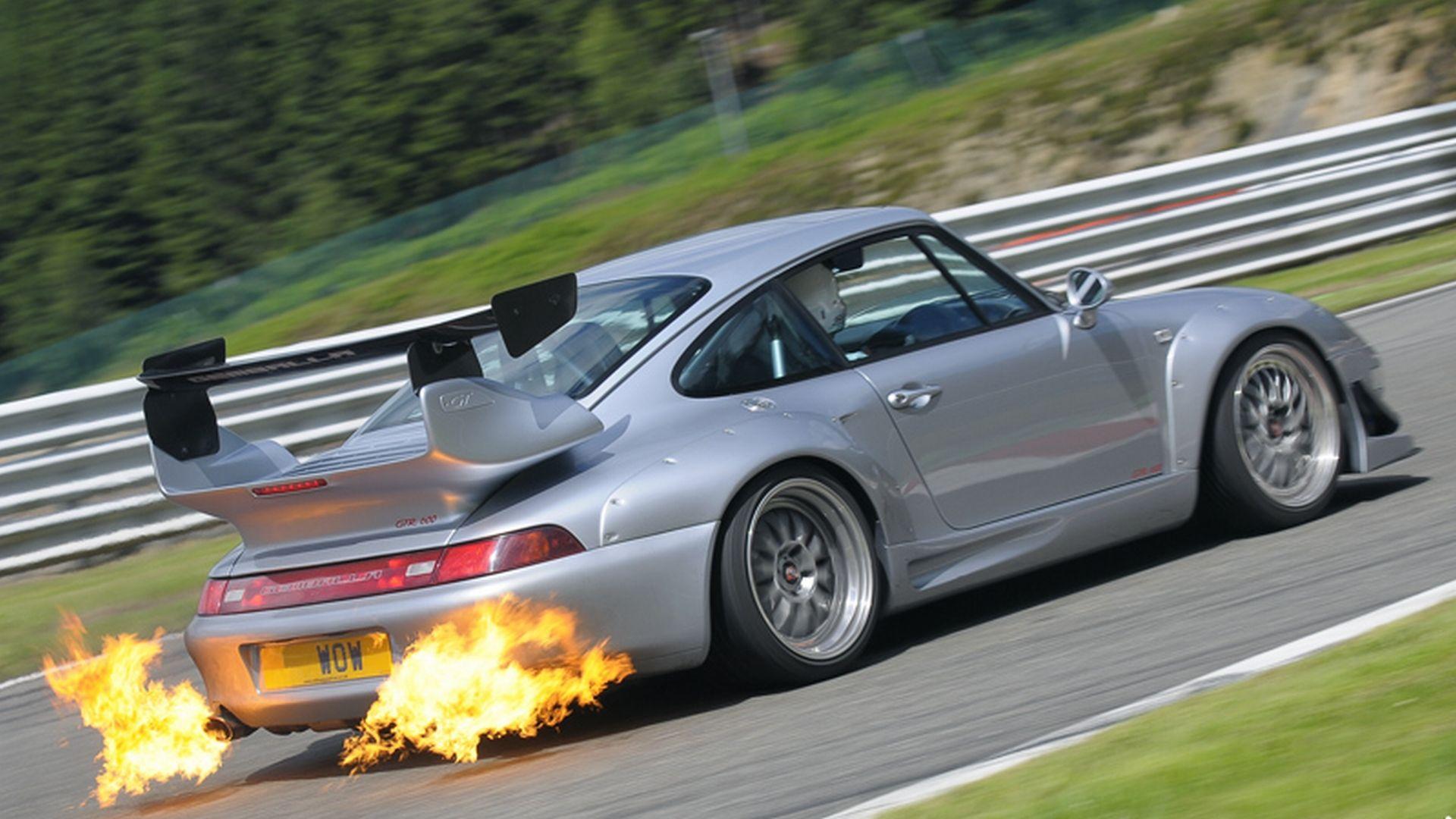 Porsche 993 Fire Speed Vehicles Wallpapers Porsche Porsche 993 Porsche Cars