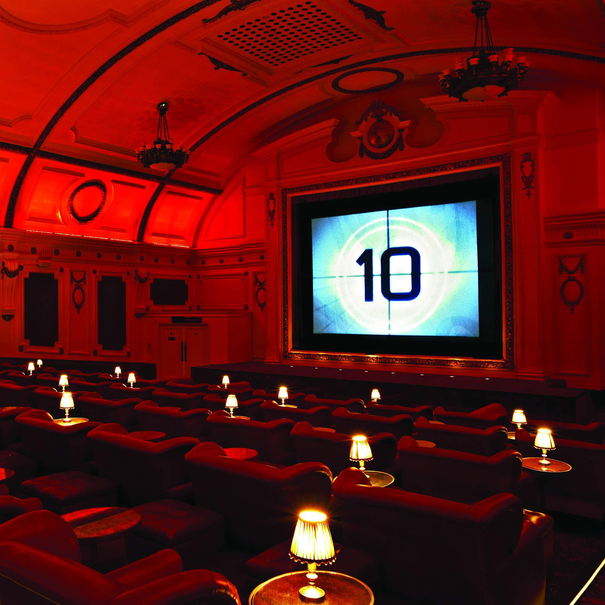 The 12 Coolest Movie Theaters In The World Movie Theater