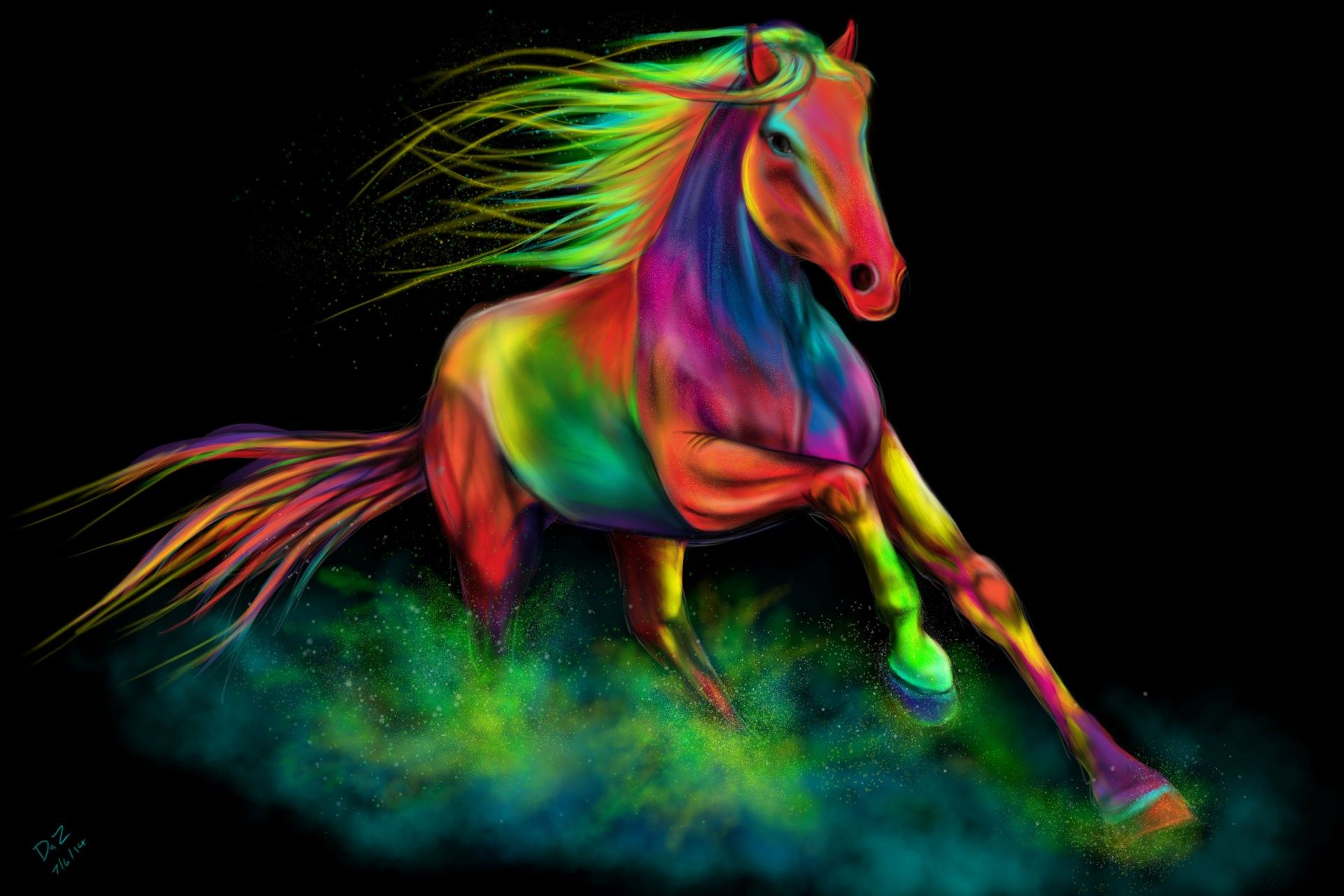 1920x1280px Horse Wallpapers 1080p High Quality By Winter Round Horses Horse Wallpaper Widescreen Wallpaper
