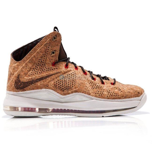 Nike Lebron X (10) Cork
