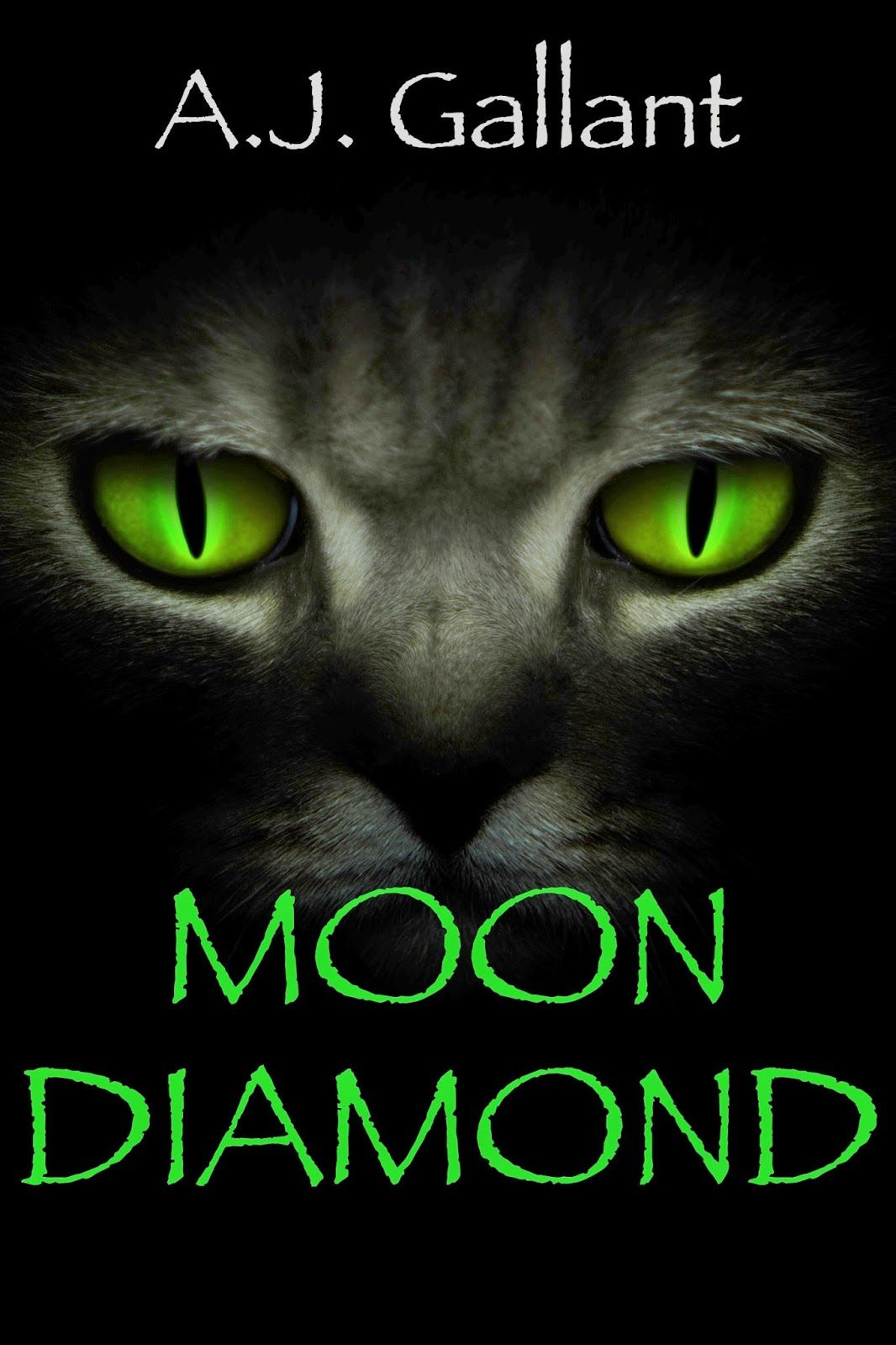 Tome Tender: A. J. Gallant's MOON DIAMOND Book Blitz