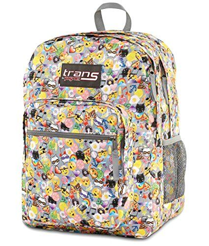 11 of the coolest emoji accessories for back to school | Jansport ...