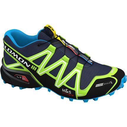 Wiggle | Salomon Speedcross 3 CS Shoes AW13 | Offroad