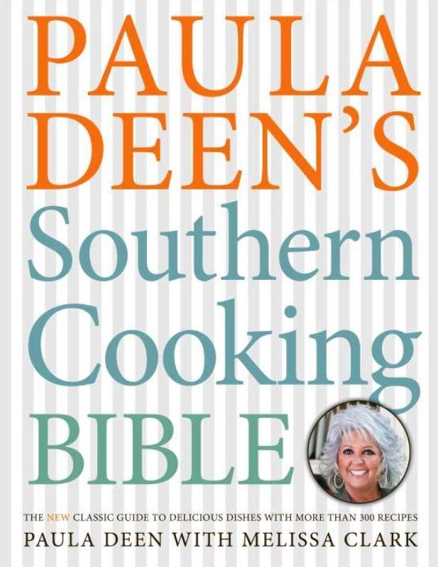 Great Southern Cookbook Southern Belle Paula Deen border=