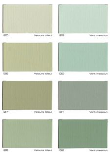 inspiration nuancier vert pinterest vert celadon. Black Bedroom Furniture Sets. Home Design Ideas