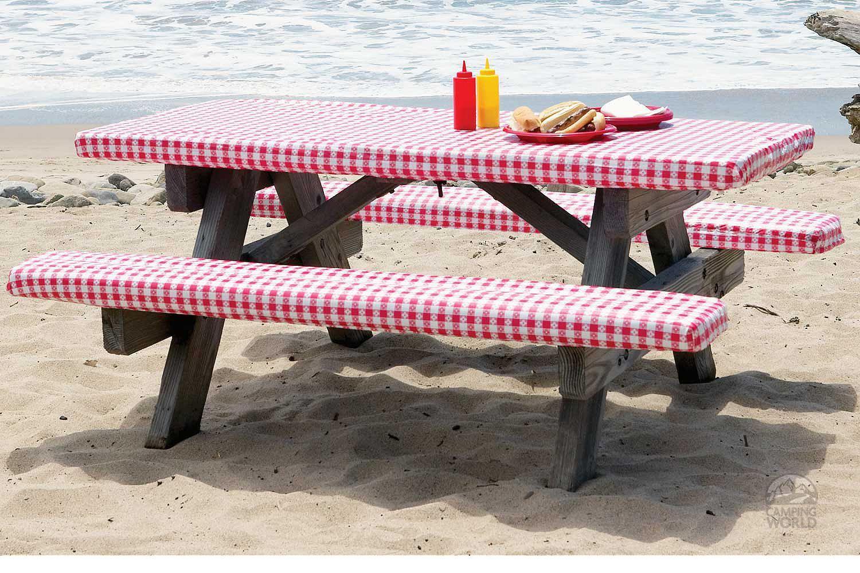 Pinterest & Table Cover and Pads - Intersource Enterprises D16-180 - Picnic ...