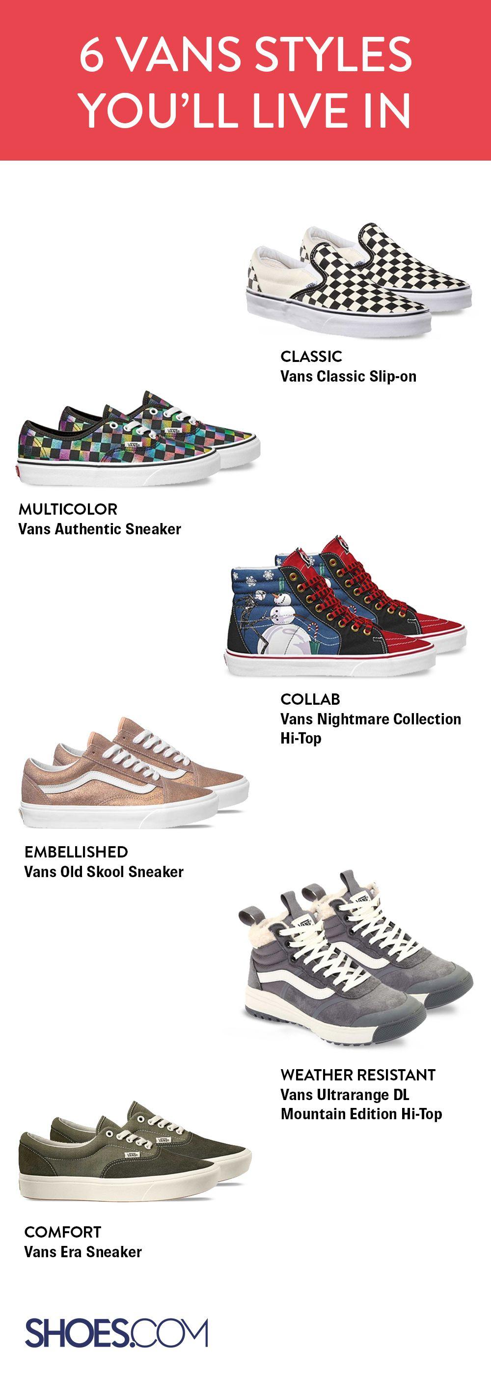 Vans style, Vans, Retro sneakers