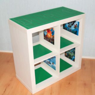 Expedit turned into Lego play station