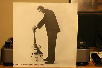 Kenny Burrell was born in 1931 and when young really wanted to play the sax but mom could only afford a 10.00 guitar.