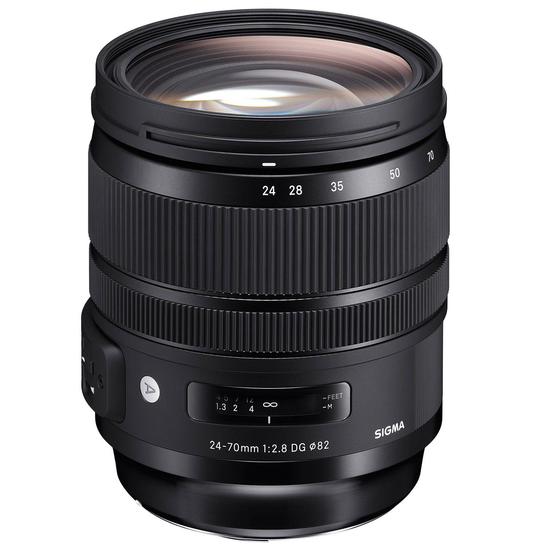 24 70mm F2 8 Dg Os Hsm A Art Lens Canon Lens Sigma Lenses