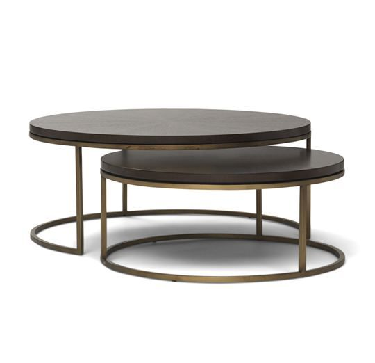 Coffee Table Dimensions Round Coffee Table Big Coffee: BASSEY NESTING COCKTAIL TABLE[ Available Online