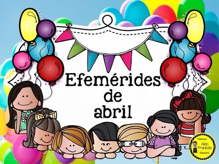 Pin De Jennifer Ulate En Educacion Dia Del Nino Efemerides