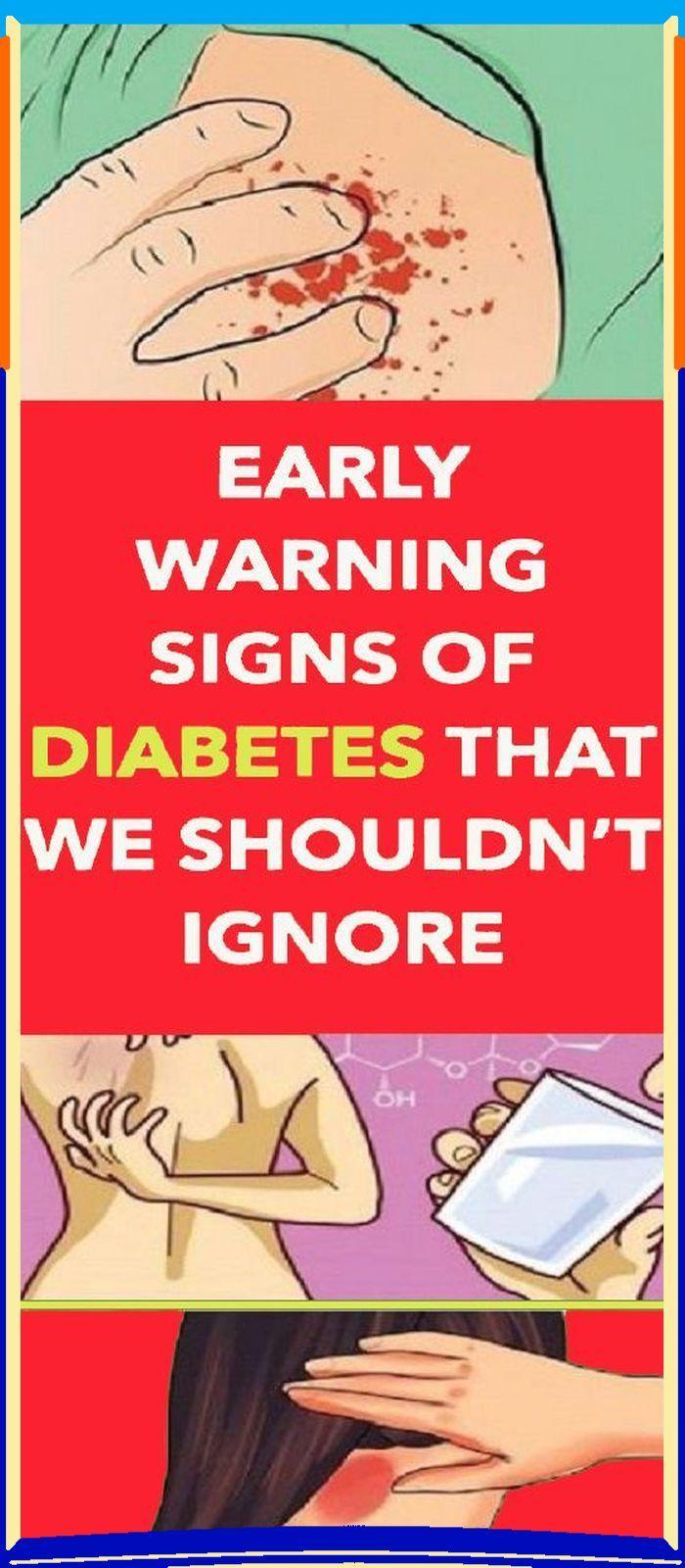 6 SYMPTOMS OF DIABETES YOU NEED TO KNOW