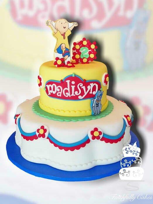 Astonishing Caillou Birthday Cake Birthday Childrens Birthday Cakes Kids Funny Birthday Cards Online Bapapcheapnameinfo