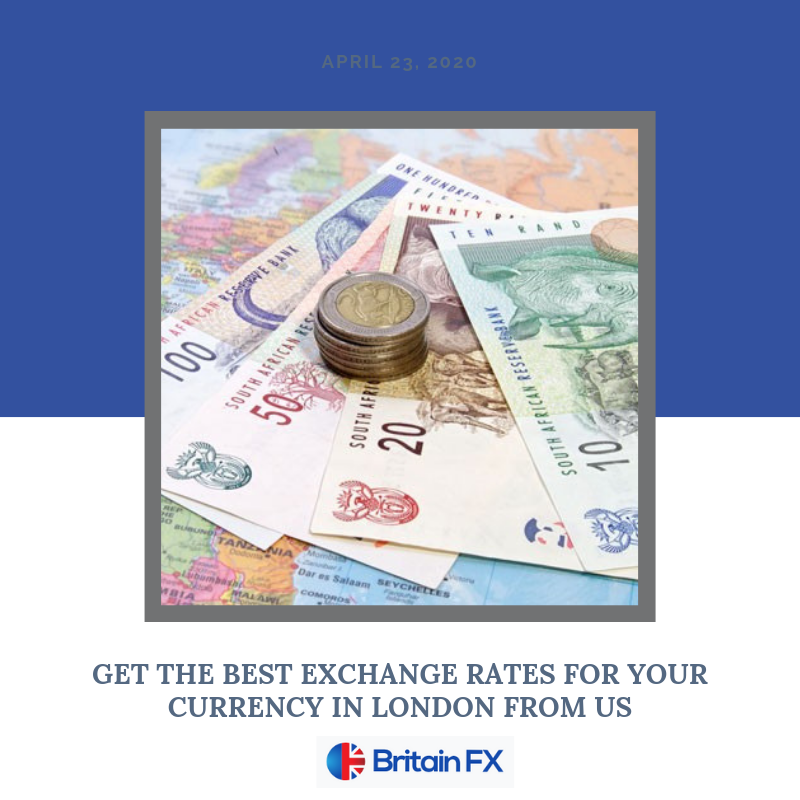 Exchange Rates For Your Currency