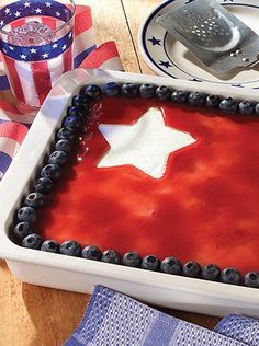 Fourth of july cheesecake white star cutouts make this 4th of fourth of july cheesecake white star cutouts make this of july recipe stand out on the patriotic holiday dessert table solutioingenieria Gallery