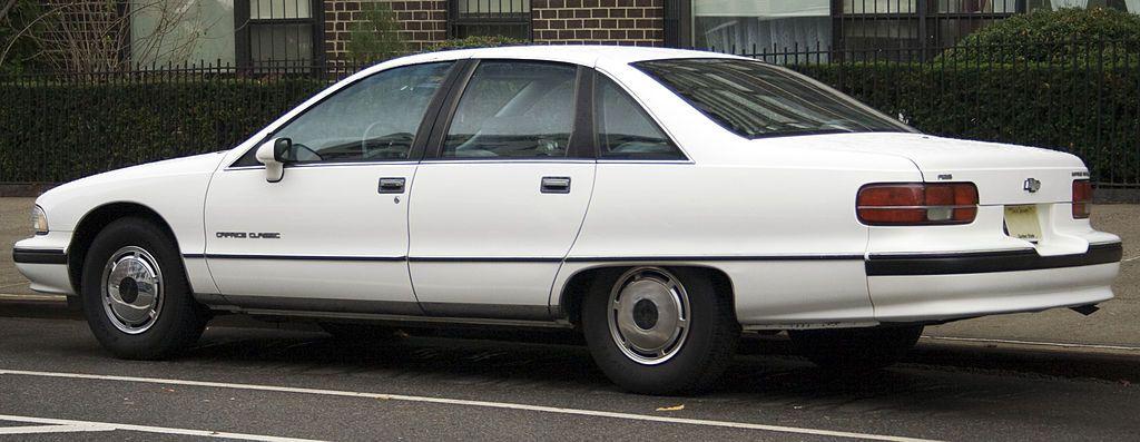 Chevrolet Caprice Chevrolet Caprice Chevrolet Caprice Classic