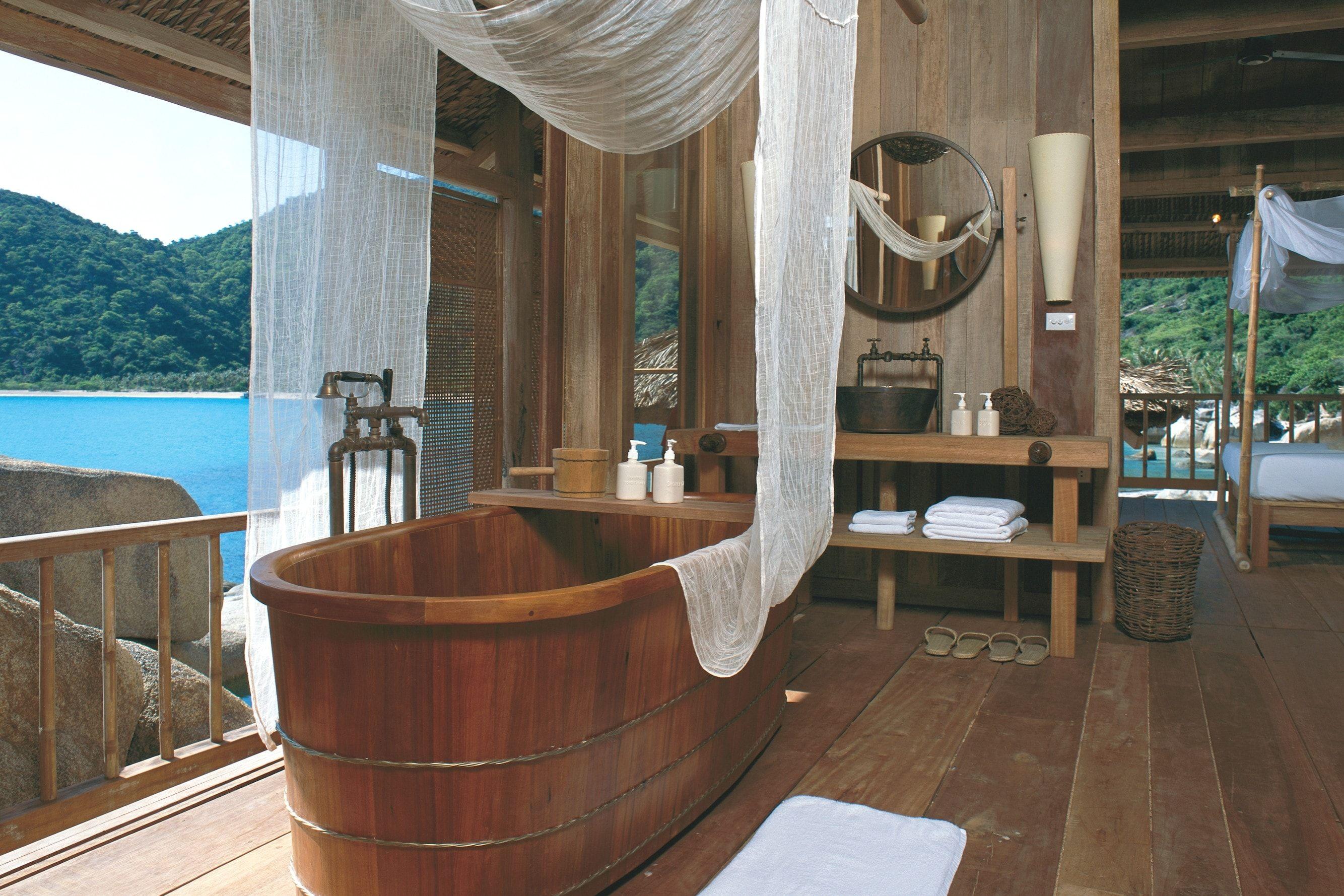 Salle De Bain Luxe Hotel ~ six senses de ninh van bay au vietnam h tels de luxe les plus