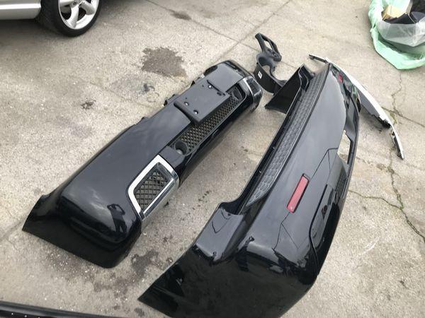 Chevrolet Trailblazer SS Front Rear Bumper Complete Oem for Sale in