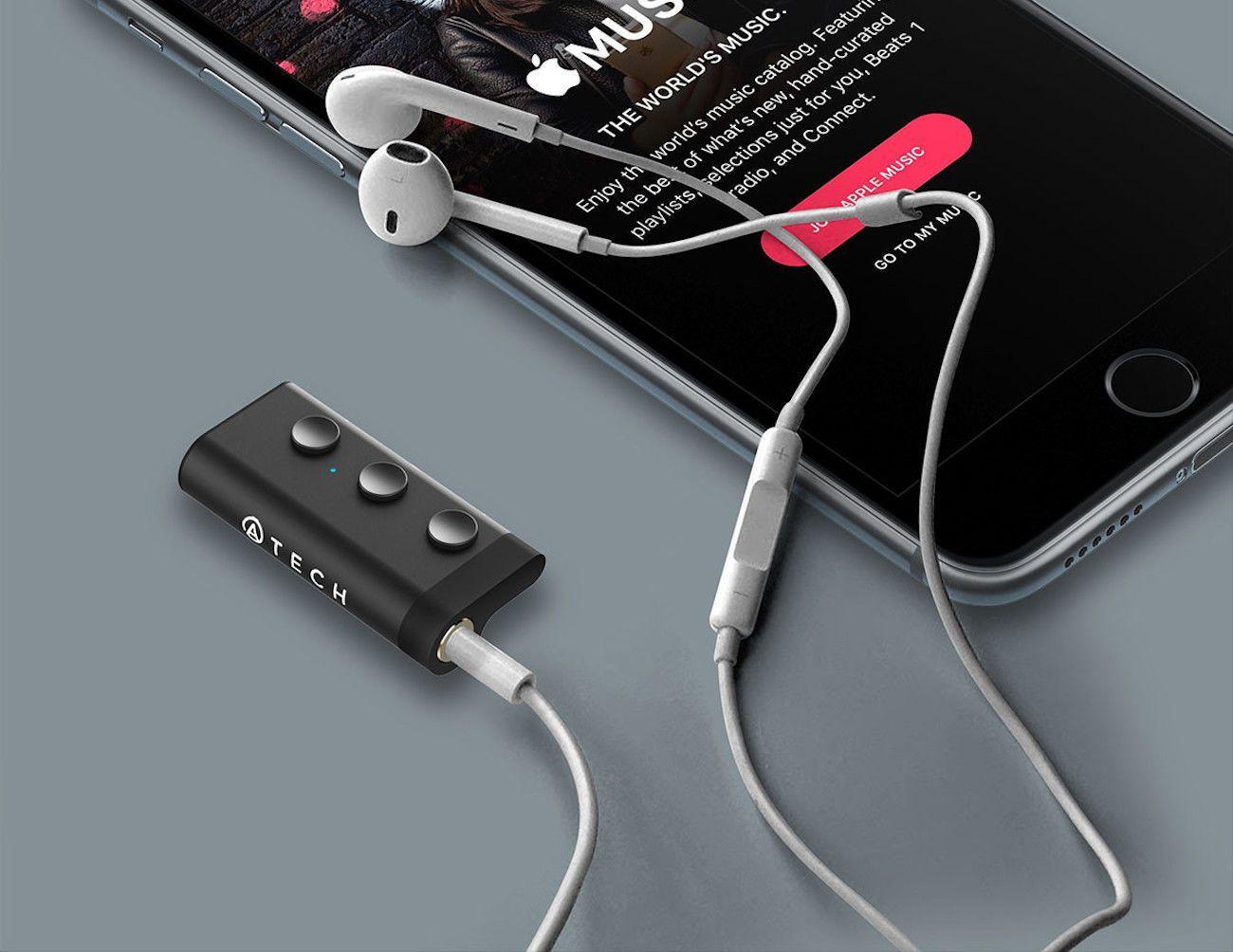 ATECH Micro Bluetooth Receiver » Gadget Flow | gadgets | Pinterest ...