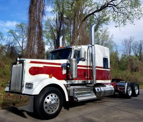 Pin by NextTruck on Featured Trucks | Trucks, Kenworth trucks, Used