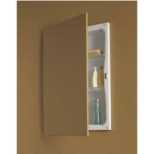 Broan NuTone 622 Single Door Recessed Cabinet By Broan NuTone. $135.51.  Medicine