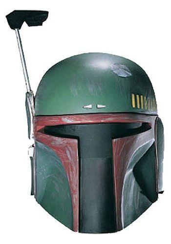 Deluxe Adult Boba Fett W// Mask Star Wars