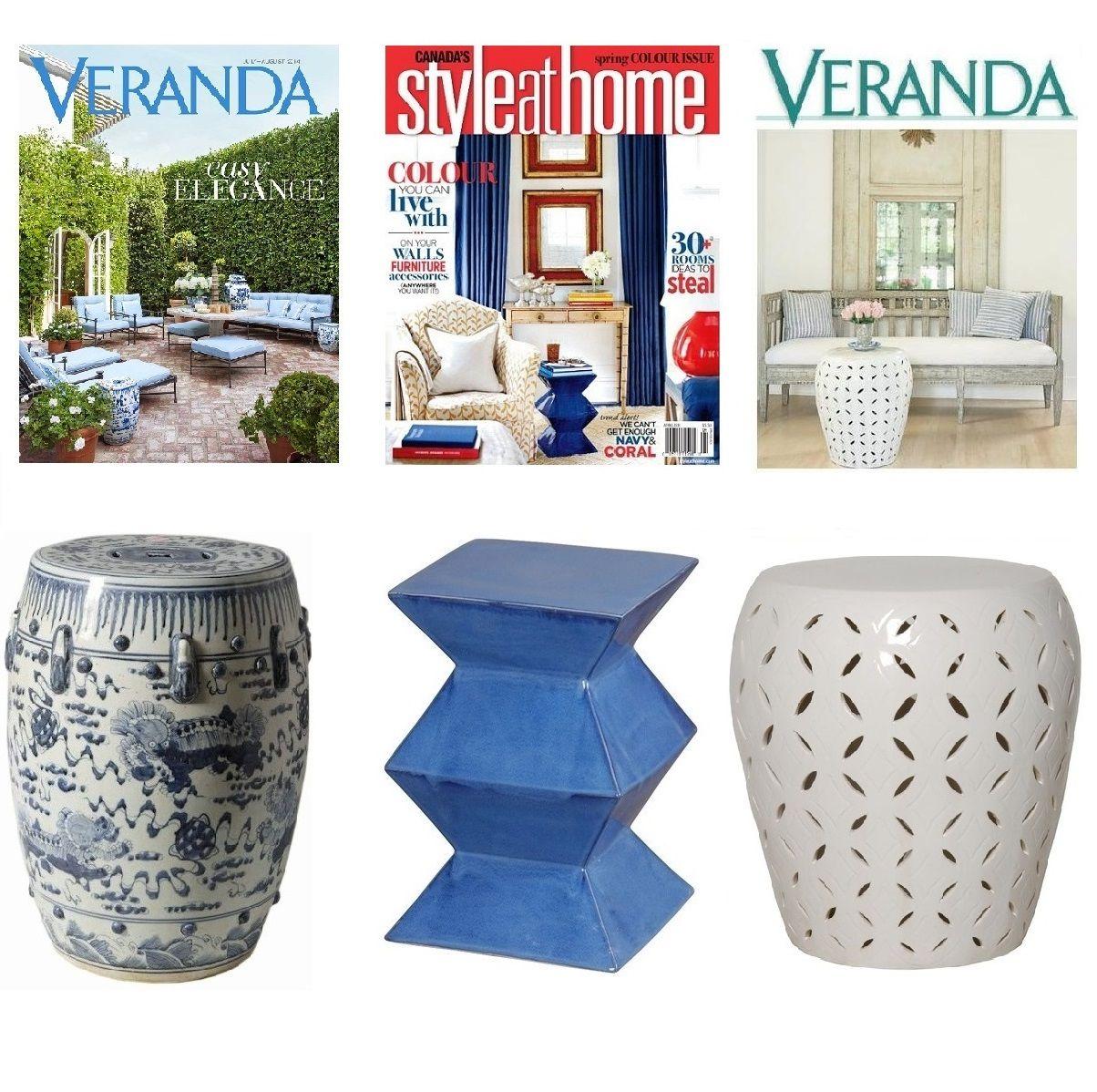 Garden | Garden Stool | Garden Stools | Ceramic Stool | Ceramic Stools |  Http:
