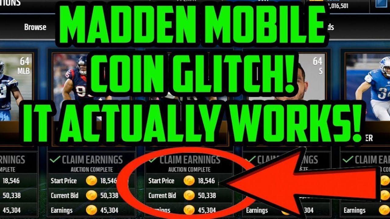 hack madden nfl mobile