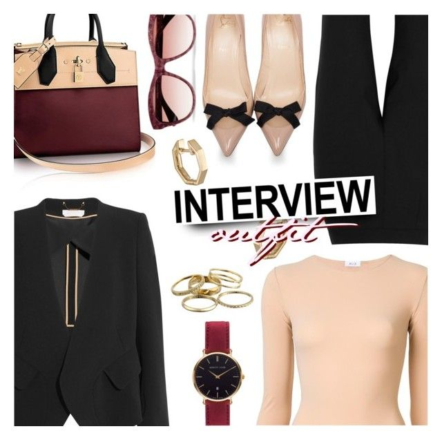 christian louboutin job interview