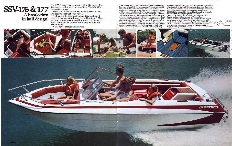 1977 Glastron - Glastron Ssv - 1977 Glastron