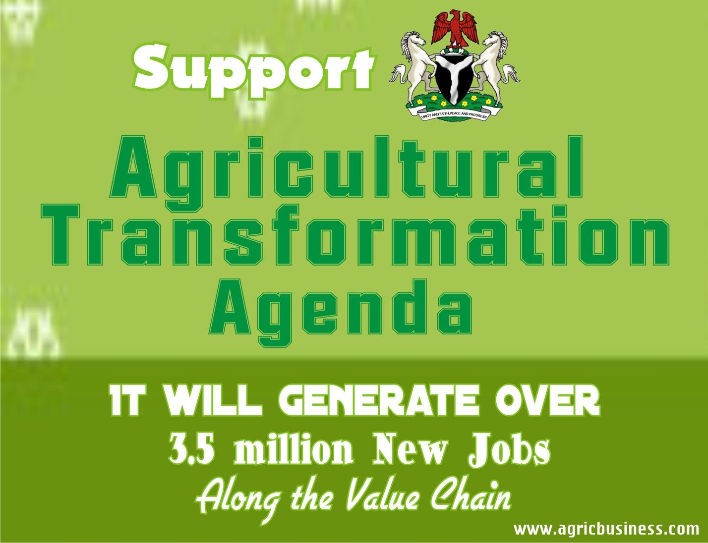 Agricultural Transformation Agenda