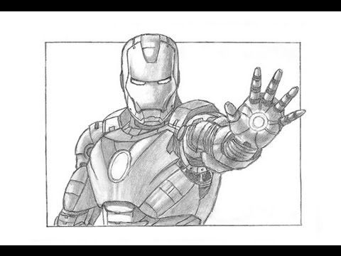 Special Iron Man Drawing Thanks For 10 000 Subs Iron Man Drawing Iron Man Drawing Easy Drawings