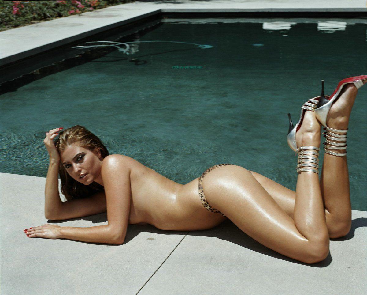 Holy valance naked
