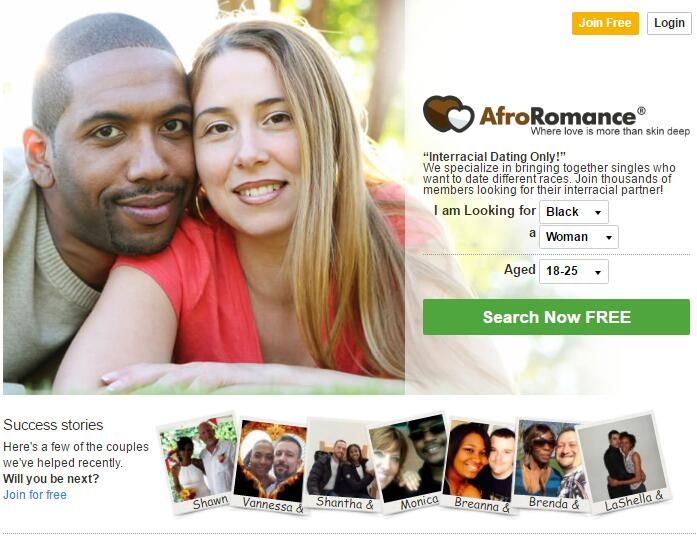 Interracialdating