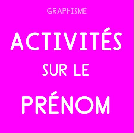 Exceptionnel graphisme-maternelle-acticites-sur-le-prenom | Activités  CZ38