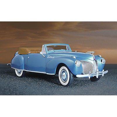 Lincoln continental classic convertible lincoln for Lincoln motor car company