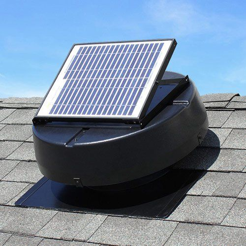 Solar Powered Attic Fan 1010tr U S Sunlight Http Www Amazon Com