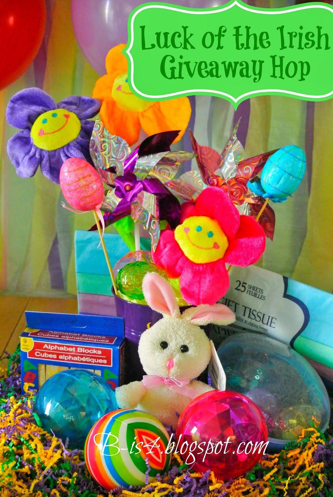 Luckoftheirish giveaway hop dollar tree easter basket giveaway luckoftheirish giveaway hop dollar tree easter basket negle Images