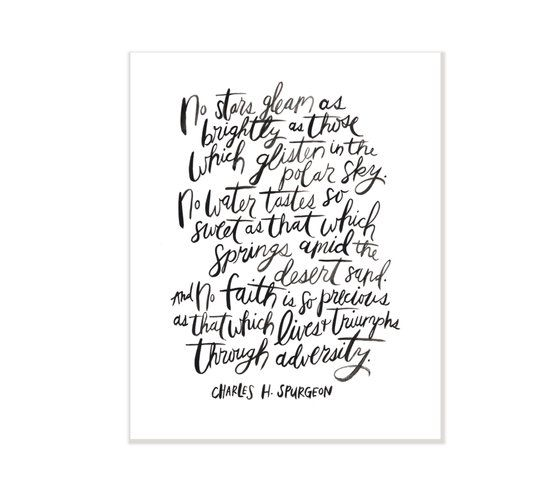 Image of charles spurgeon quote