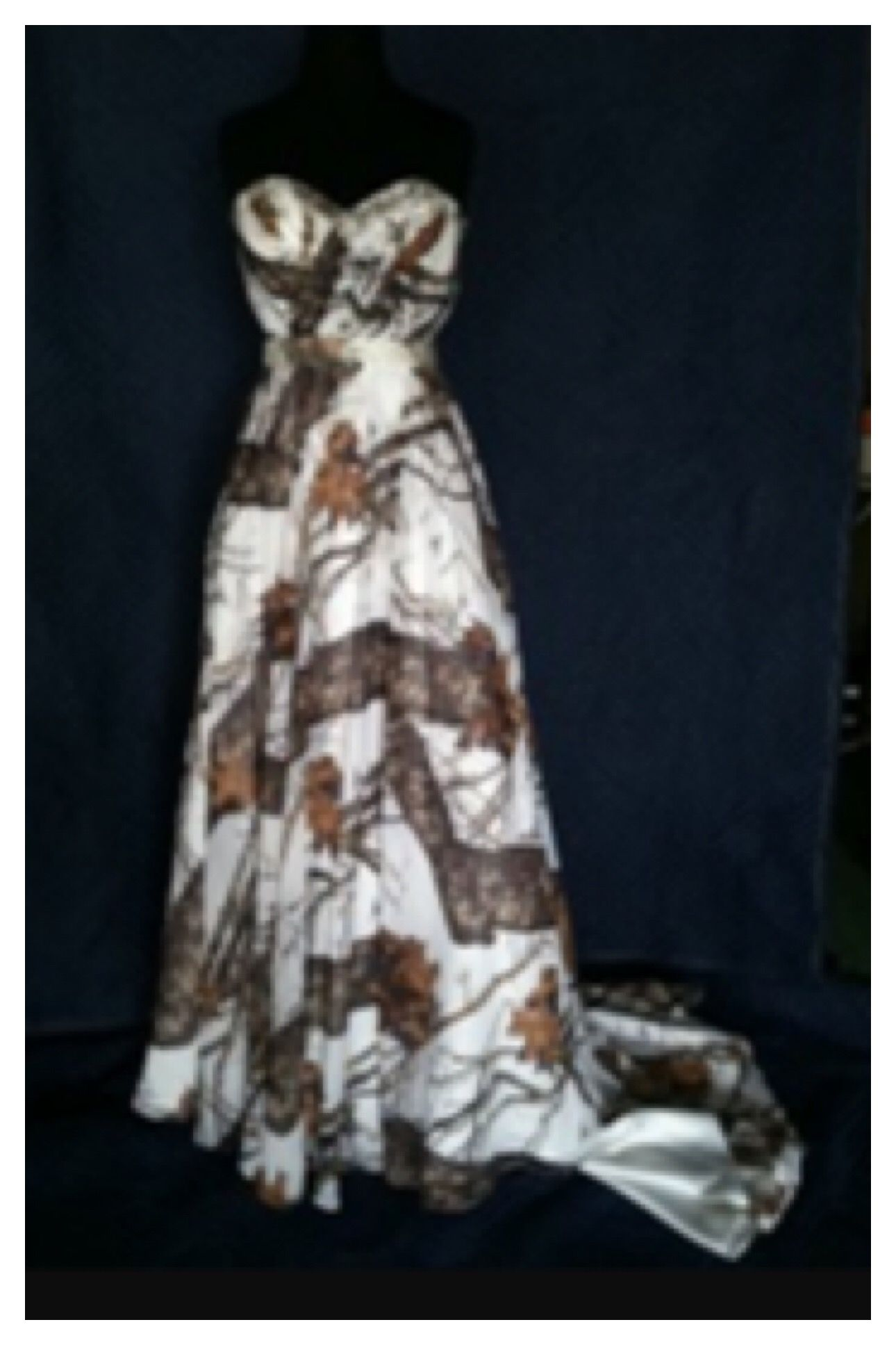 Bridal gown camo gowns pinterest bridal gowns gowns and camo