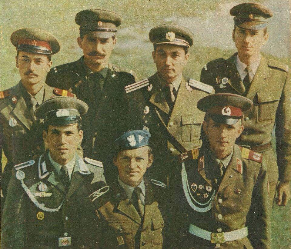 19be01247 Bulgaria, Hungary, East Germany, Poland, Romania, USSR and ...